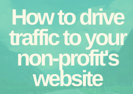 Online Fundraising Strategy Drive Traffic to Website