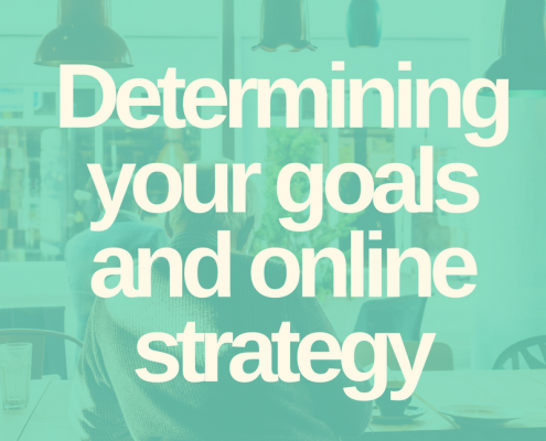 Online Fundraising Strategy Goals
