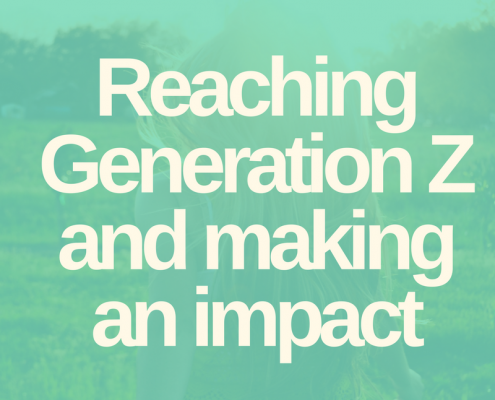 Online Fundraising Strategy Generation Z